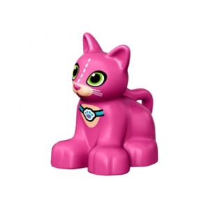 kat (kitten) dark pink