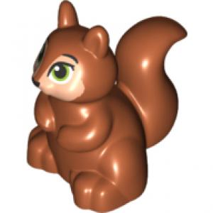 eekhoorn dark orange