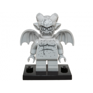 Gargoyle, Series 14 (Complete Set with Stand and Accessories)