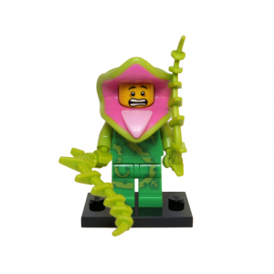 Plant Monster, Series 14 (Complete Set with Stand and Accessories)