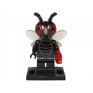 Fly Monster, Series 14 (Complete Set with Stand and Accessories)
