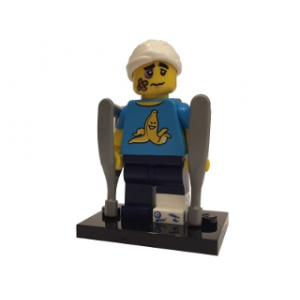 Clumsy Guy, Series 15 (Complete Set with Stand and Accessories)