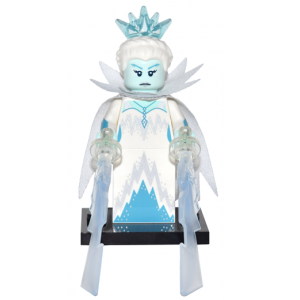 Ice Queen, Series 16 (Complete Set with Stand and Accessories)