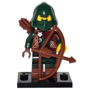 Rogue, Series 16 (Complete Set with Stand and Accessories)