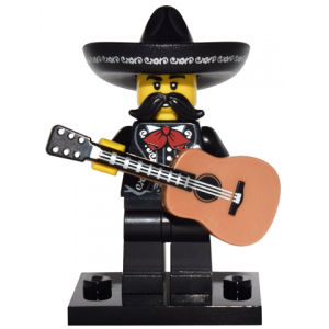 Mariachi, Series 16 (Complete Set with Stand and Accessories)