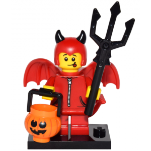 Cute Little Devil, Series 16 (Complete Set with Stand and Accessories)