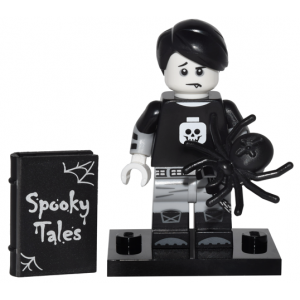 Spooky Boy, Series 16 (Complete Set with Stand and Accessories)