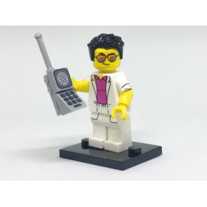 Yuppie, Series 17 (Complete Set with Stand and Accessories)
