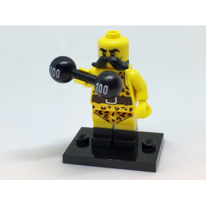 Strongman, Series 17 (Complete Set with Stand and Accessories)
