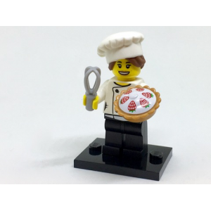 Gourmet Chef, Series 17 (Complete Set with Stand and Accessories)