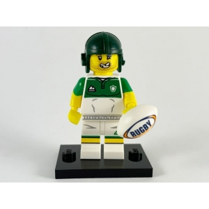 Rugby Player, Series 19 (Complete Set with Stand and Accessories)