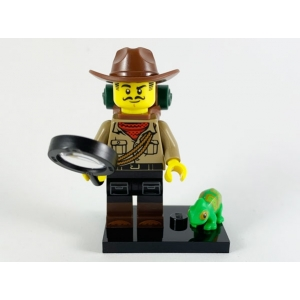 Jungle Explorer, Series 19 (Complete Set with Stand and Accessories)