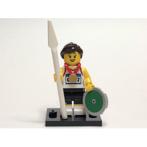 Athlete, Series 20 (Complete Set with Stand and Accessories)