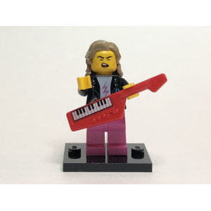 80s Musician, Series 20 (Complete Set with Stand and Accessories)