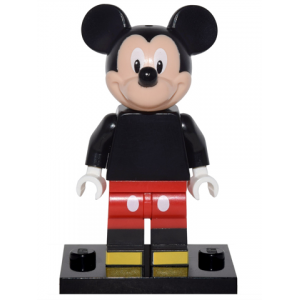 Mickey Mouse, Disney (Complete Set with Stand and Accessories)