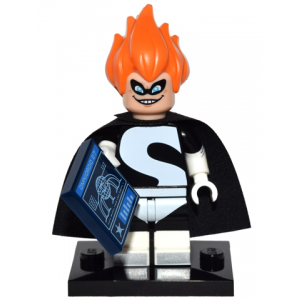 Syndrome, Disney (Complete Set with Stand and Accessories)
