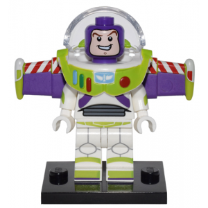Buzz Lightyear, Disney (Complete Set with Stand and Accessories)Buzz Lightyear, Disney (Complete Set with Stand and Accessories)