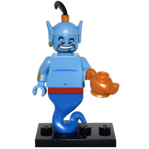 Genie of the Lamp, Disney (Complete Set with Stand and Accessories)