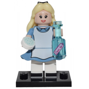 Alice, Disney (Complete Set with Stand and Accessories)
