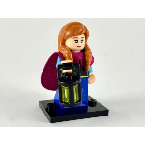 Anna, Disney (Complete Set with Stand and Accessories)