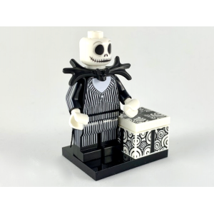 Jack Skellington, Disney (Complete Set with Stand and Accessories)