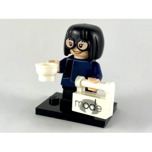 Edna Mode, Disney (Complete Set with Stand and Accessories)