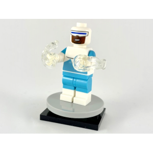 Frozone, Disney (Complete Set with Stand and Accessories)