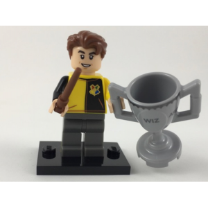 Cedric Diggory, Harry Potter & Fantastic Beasts (Complete Set with Stand and Accessories)