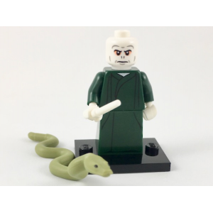 Lord Voldemort, Harry Potter & Fantastic Beasts (Complete Set with Stand and Accessories)
