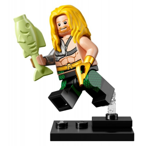Aquaman (Complete Set with Stand and Accessories)