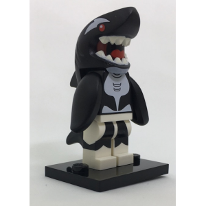 Orca, The LEGO Batman Movie, Series 1 (Complete Set with Stand and Accessories)