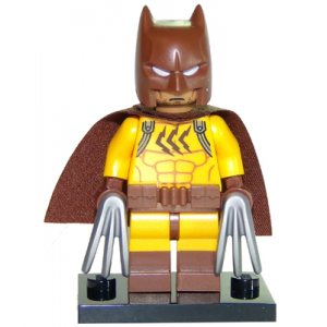Catman, The LEGO Batman Movie, Series 1 (Complete Set with Stand and Accessories)