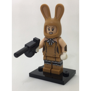 March Harriet, The LEGO Batman Movie, Series 1 (Complete Set with Stand and Accessories)