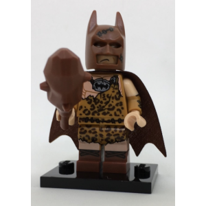 Clan of the Cave Batman, The LEGO Batman Movie, Series 1 (Complete Set with Stand and Accessories)