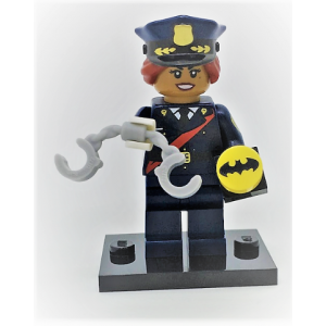 Barbara Gordon, The LEGO Batman Movie, Series 1 (Complete Set with Stand and Accessories)