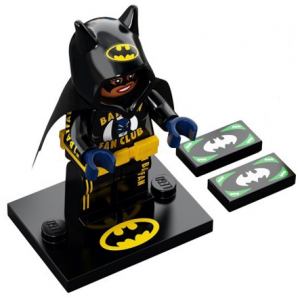 Bat-Merch Batgirl, The LEGO Batman Movie, Series 2 (Complete Set with Stand and Accessories)