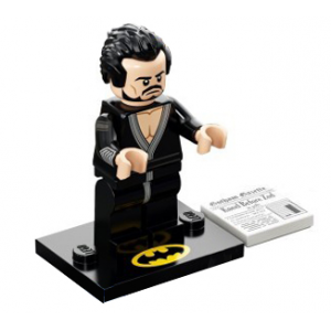 General Zod, The LEGO Batman Movie, Series 2 (Complete Set with Stand and Accessories)