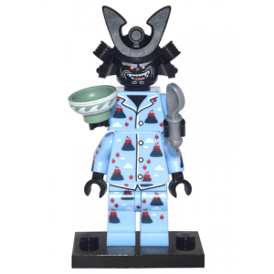 Volcano Garmadon, The LEGO Ninjago Movie (Complete Set with Stand and Accessories)