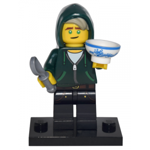 Lloyd Garmadon, The LEGO Ninjago Movie (Complete Set with Stand and Accessories)