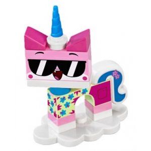 Shades Unikitty, Unikitty!, Series 1 (Complete Set with Stand)