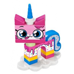 Dessert Unikitty, Unikitty!, Series 1 (Complete Set with Stand)