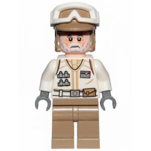 Hoth Rebel Trooper met witte baard