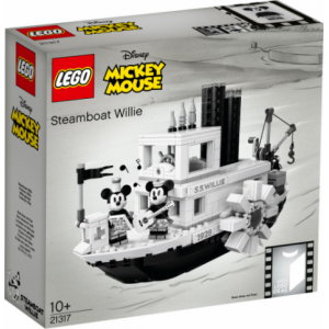 steamboat willie 21317