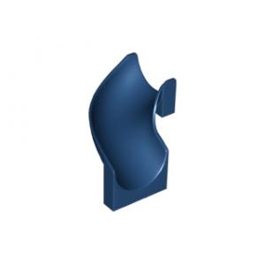 glijbaan 6x6x6 90 graden dark blue