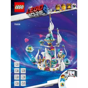 bouw beschrijving voor set 70838
