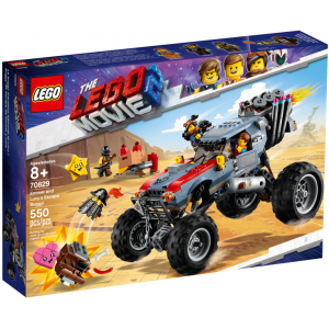 emmet and lucy's escape buggy 70829