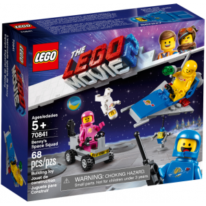benny's space squad 70841