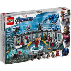 Iron man lab ervaring 76125