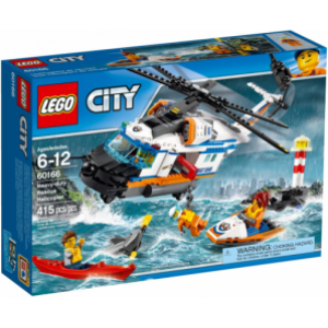 heavy duty rescue helicopter 60166