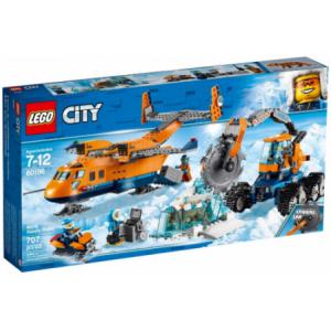 arctic supply plane 60196